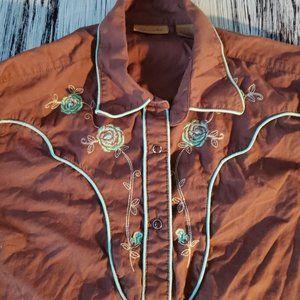 Wrangler Western Shirt Ladies